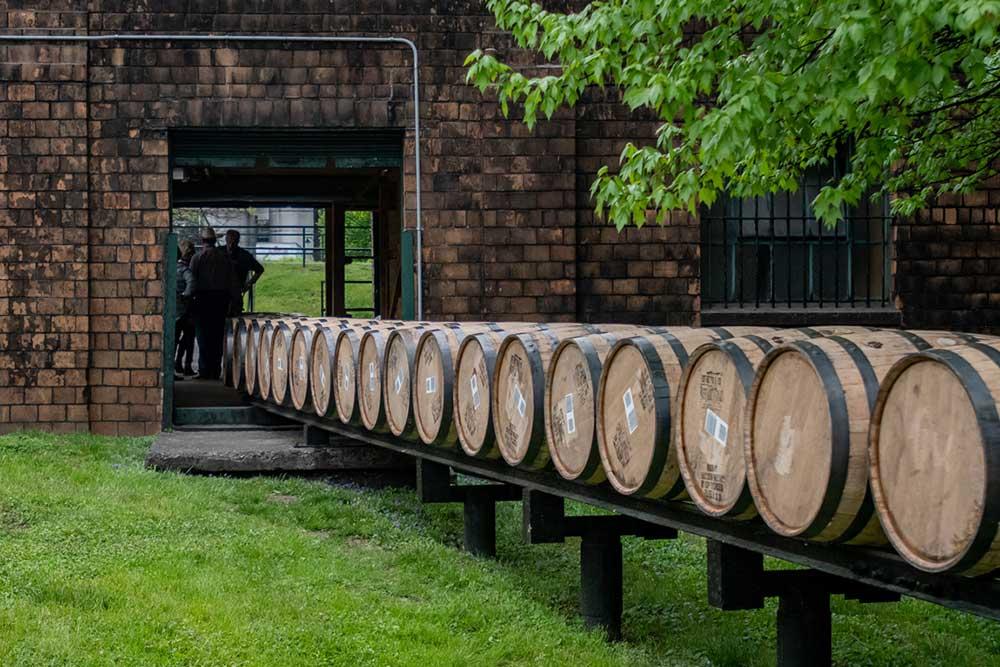 USA Distillery Tour