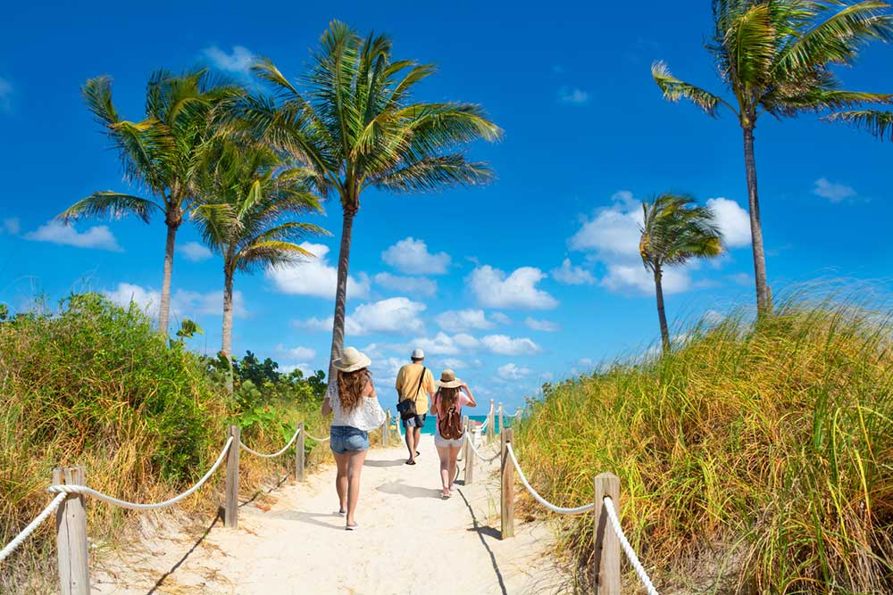 USA Tropical Vacation Travel Agency